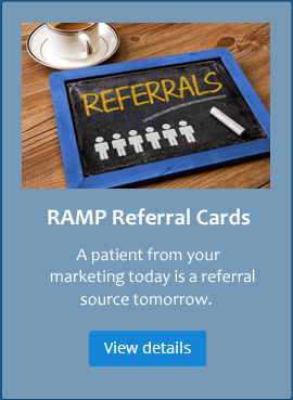 More Patient Referrals for Dentists RAMP Results Dentist Advertising